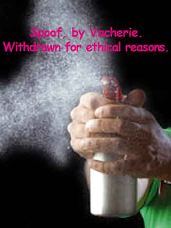 vacherie spray