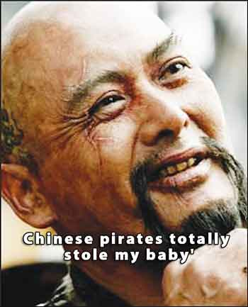 chinese pirates