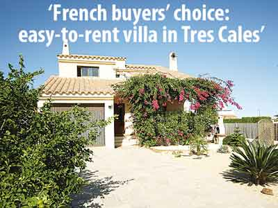 FRENCH BUYERS TRES CALES