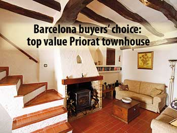 priorat town house