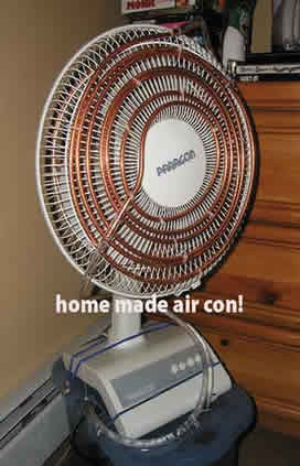 HOME MADE AIRCON