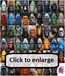 gogo gorillas