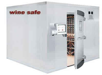 Norway wine safe