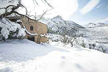 snow day in catalunya